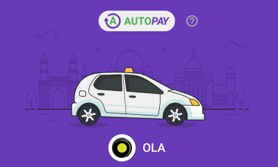 PhonePe Partners with Ola for Hassle-free AutoPay Experience
