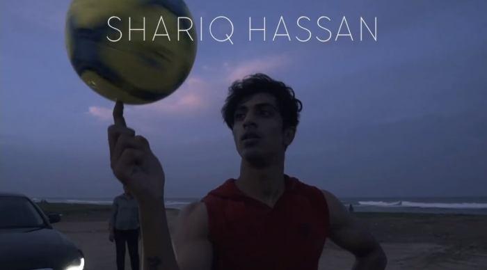 Shariq Hassan in Bigg Boss Tamil Season 2