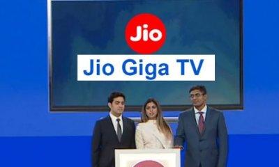 Jio GigaTV