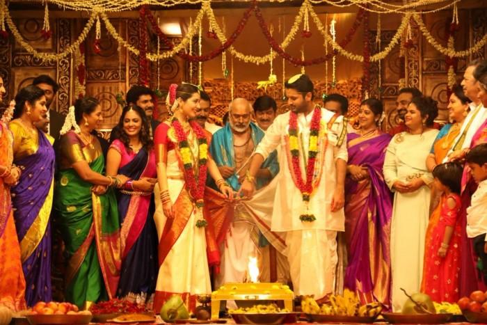 Srinivasa Kalyanam Telugu Movie Images
