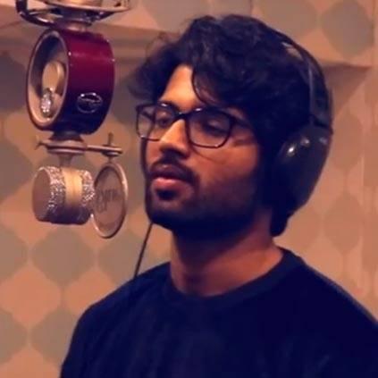 "Vijay Deverakonda's ""What The F"" Song Taken Off from YouTube"