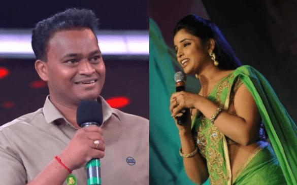 Nutan and Syamala   Star Maa Bigg Boss Vote  Bigg Boss Telugu Vote