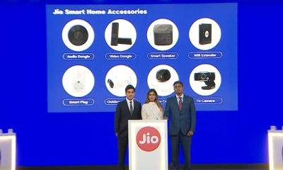 Jio Smart Home Accessories - Specification, Price, Reviews, Where to Buy?
