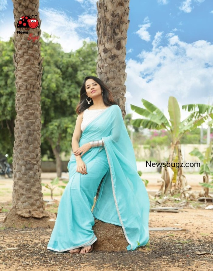 Anasuya Bharadwaj Images