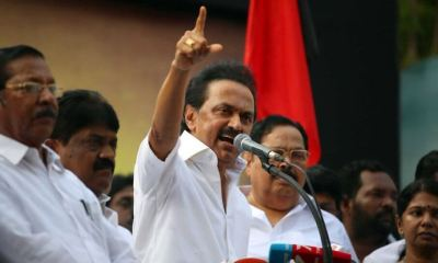MK Stalin Takes Over As DMK President