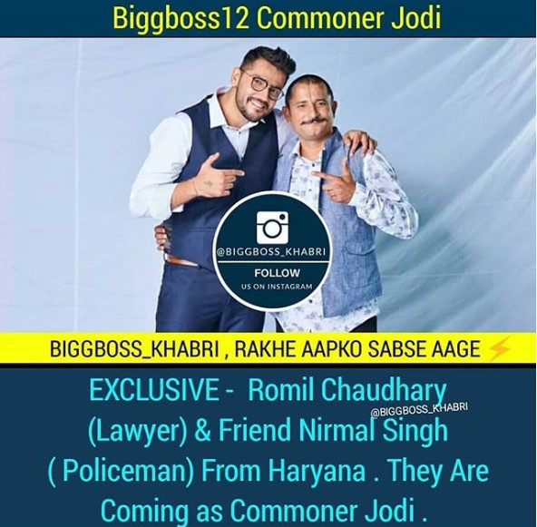 Nirmal Singh (Bigg Boss 12) Wiki, Biography, Age, Personal details