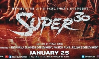 Super 30 Hindi Movie