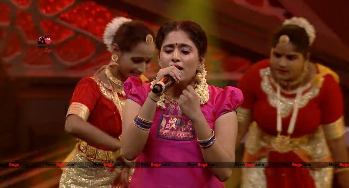 Aishwarya Super Singer Junior 6