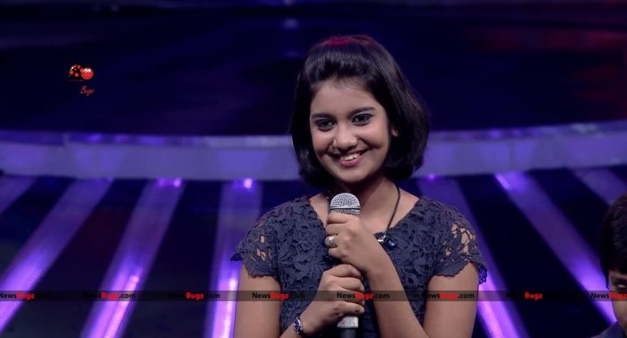 Anushya Super Singer Junior 6