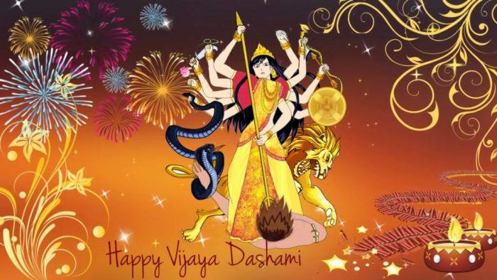 Happy Vijayadashami Images