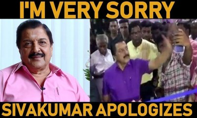 Sivakumar's Latest Video Statement