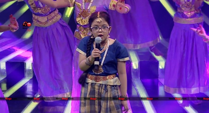 Teju Super Singer Junior 6