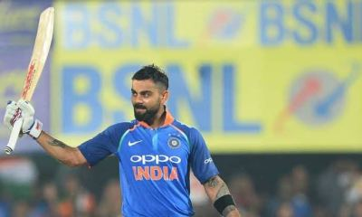 Virat Kohli Scored 10000 ODI Runs
