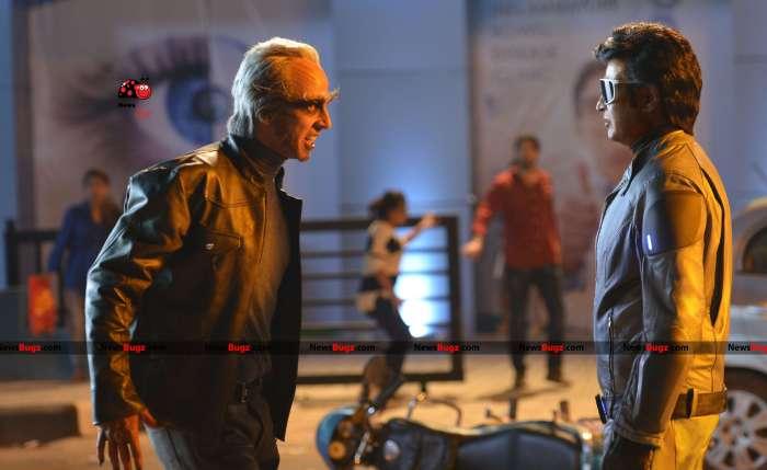 2 0 Movie Review | Celebrities Reaction on Rajinikanth's 2 0 - News Bugz