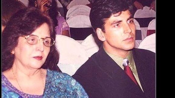 Akshay Kumar Mother Aruna Bhatia