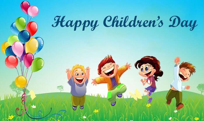 Happy Children's Day Photos