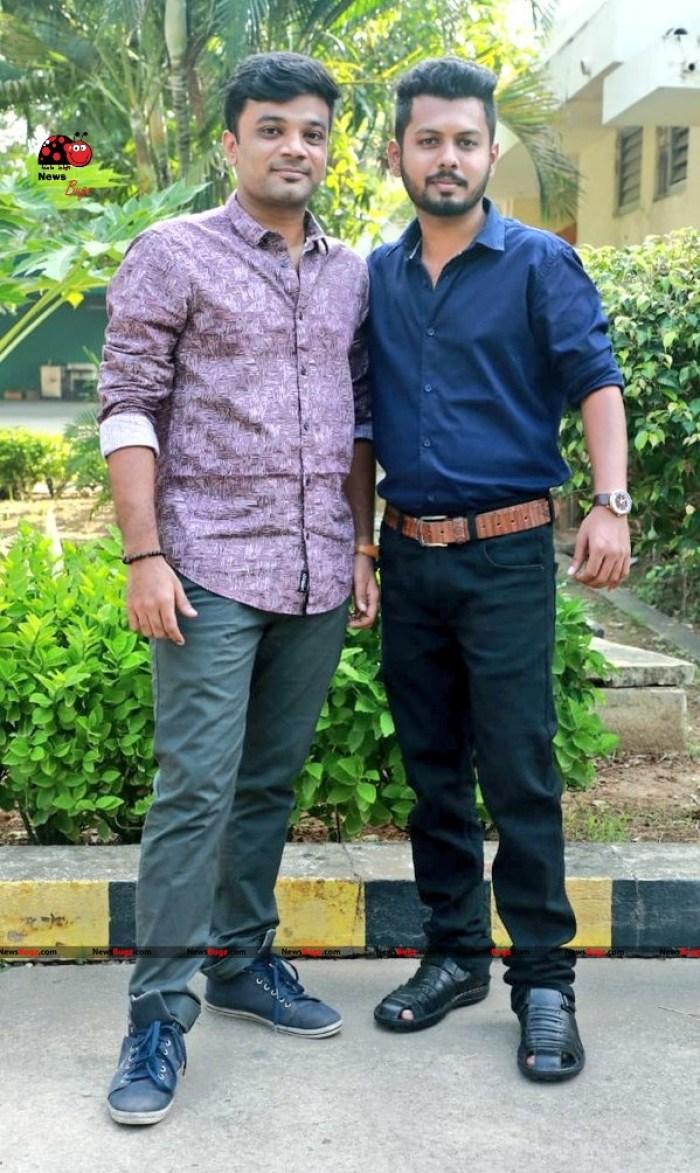 Mahat and Yashika Aannand MoviePooja Ceremony Photos