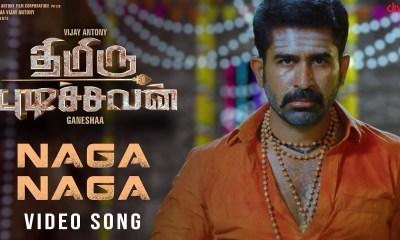 'Naga Naga' Video Song