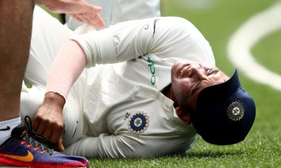 Prithvi Shaw Ruled Out