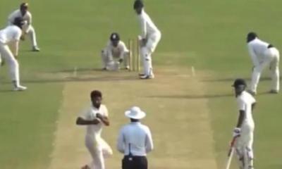 Shiva Singh's 360-Degree Bowling Action