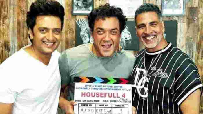 Housefull 4 Hindi Movie