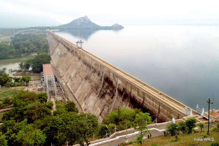 Mettur Dam Water Level Today