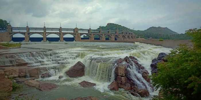 Mettur Dam Water Level Today