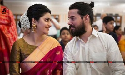 Shruti hassan and Michael Corsale Images