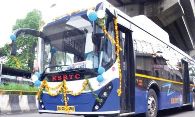 Kerala Electric Buses