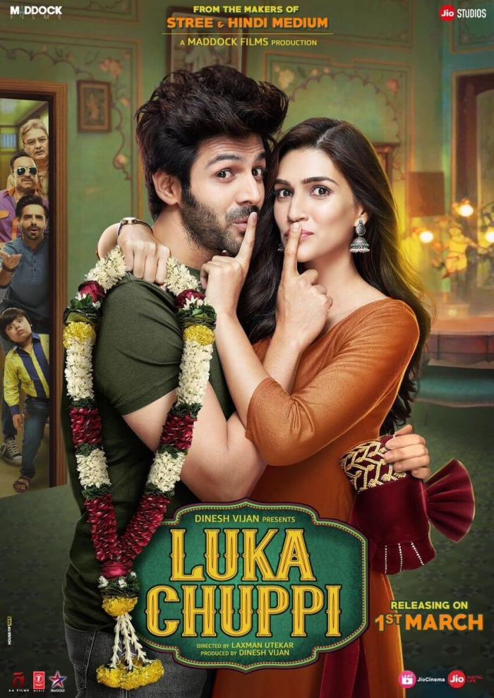 Lukka Chuppi Hindi Movie