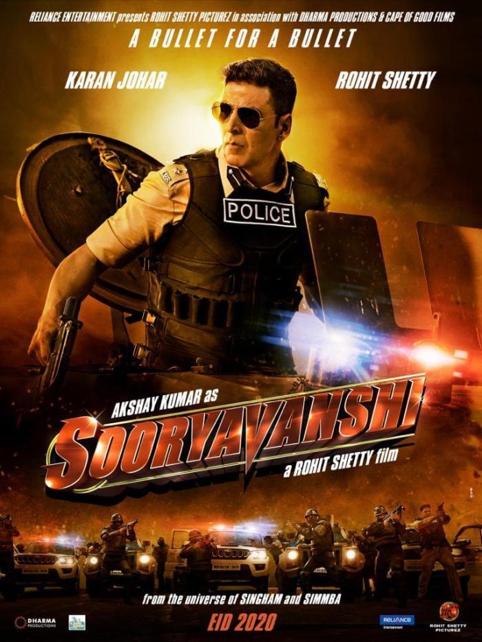 Sooryavanshi Hindi Movie