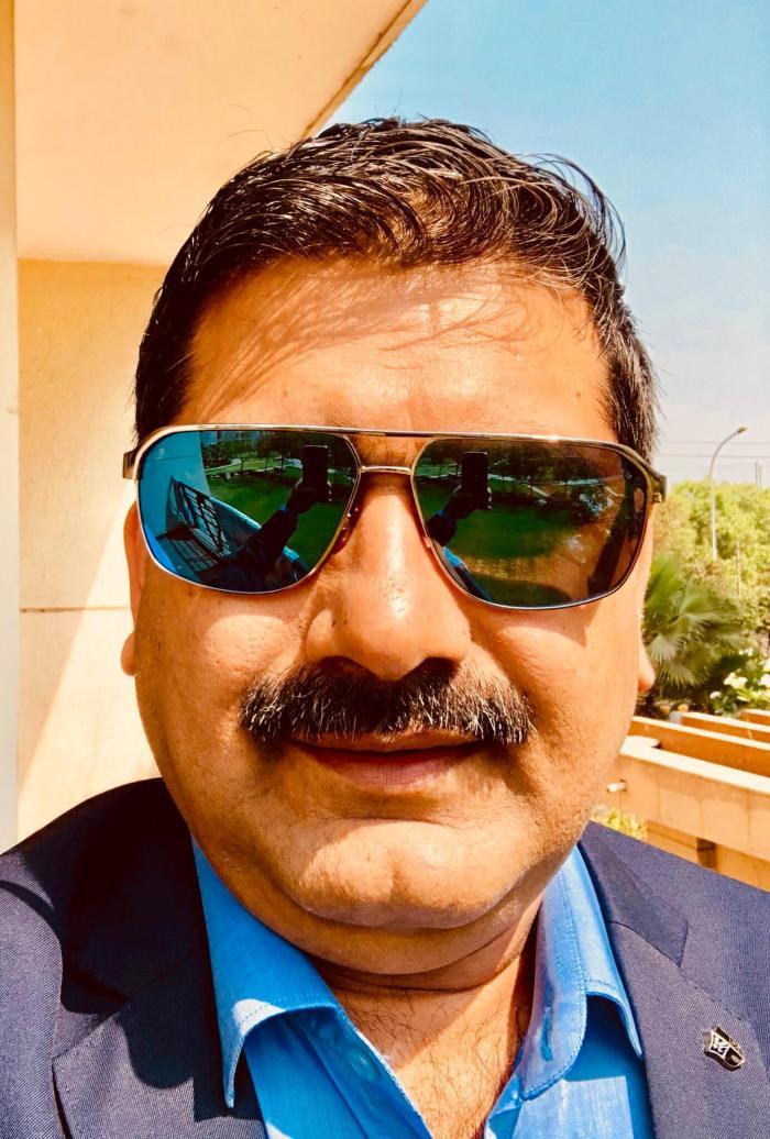 Anil Singhvi Wiki