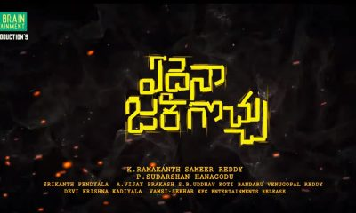 Edaina Jaragocchu Telugu Movie