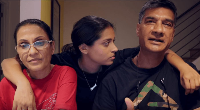 Lilly Singh Parents