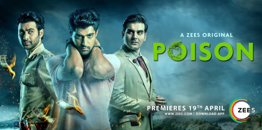 Poison Hindi Series Tamilrockers 2019: All Episodes Leaked ...