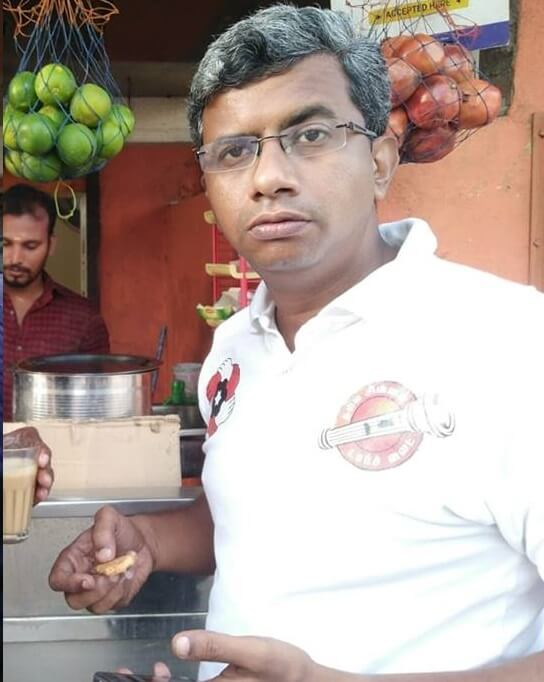 Rangarajan IAS Makkal Needhi Maiam