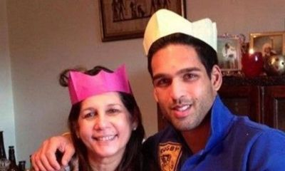 Siddharth Mallya mother Sameera Tyabjee Mallya