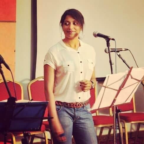 Singer Delsy Ninan