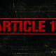 Article 15 Trailer