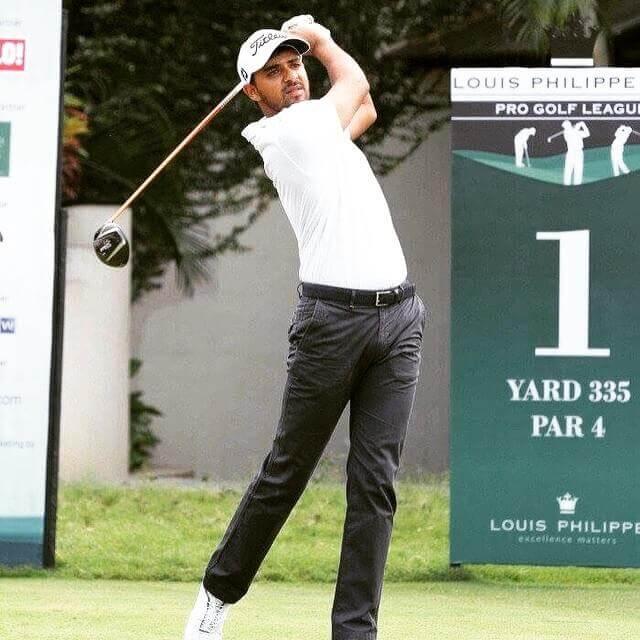Khalin Joshi Golfer