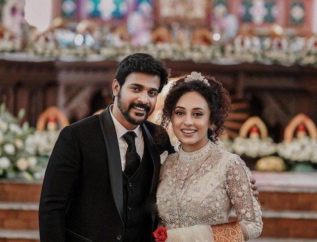 Pearle Maaney Srinish Aravind
