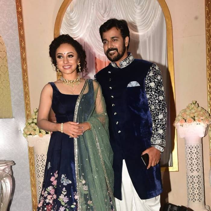 Pearle Maaney Husband Srinish Aravind