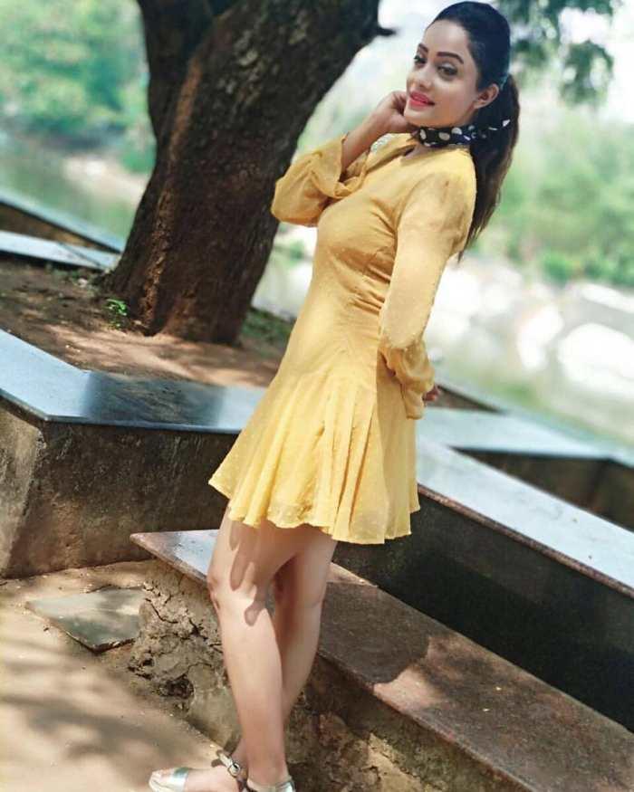 Abhirami Iyer Images