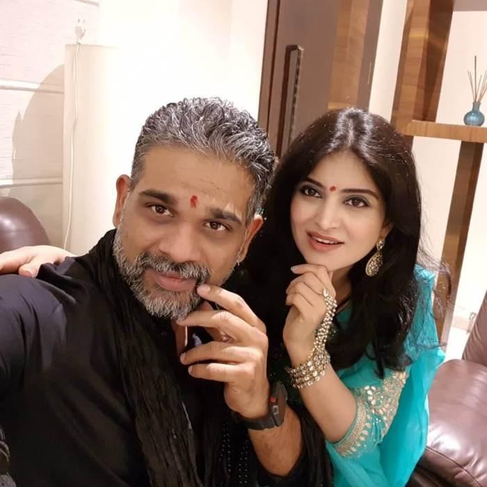 Allu Bobby Wife Neelu Shah