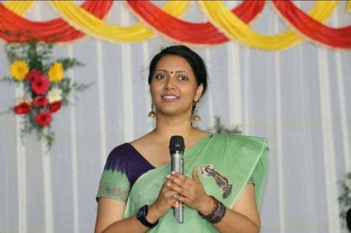 Chandana Deepti IPS Photos