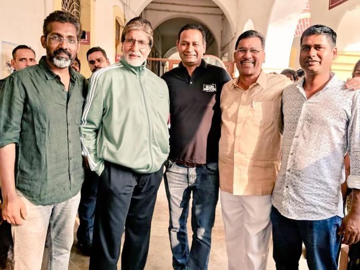 Jhund Hindi Movie