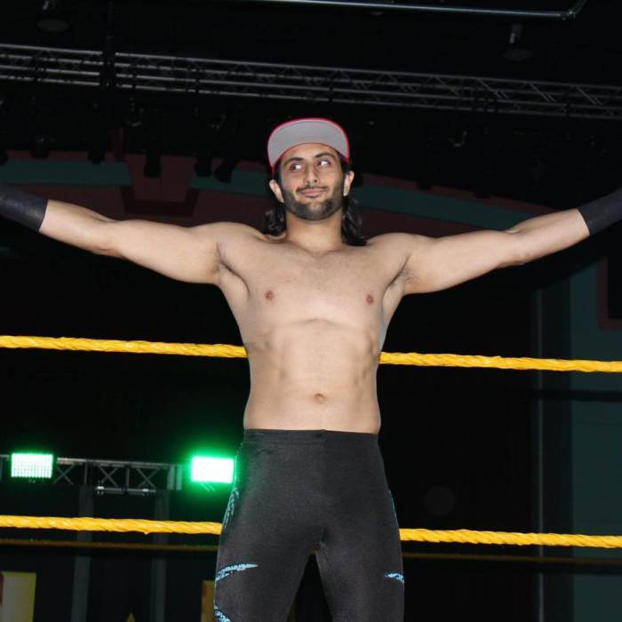 Manny Faberino WWE Images