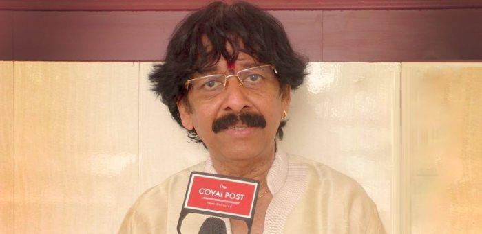 Mohan Vaidya Bigg Boss Tamil 3 Contestant
