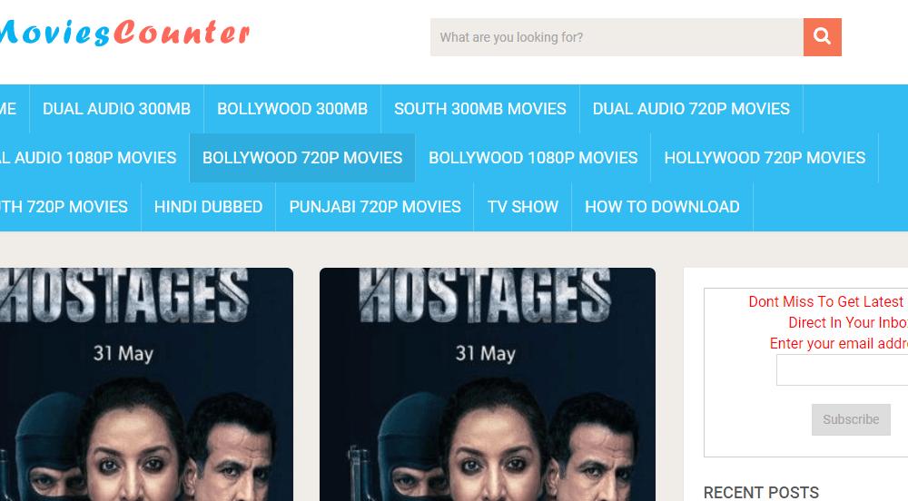 Movies Counter 2019: Bollywood, Hindi Dubbed Movies HD Download