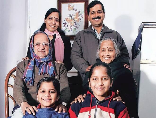 Pulkit Kejriwal Family